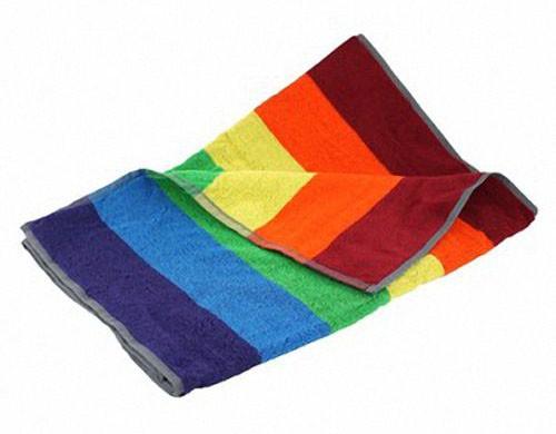 Regenbogen-Handtuch