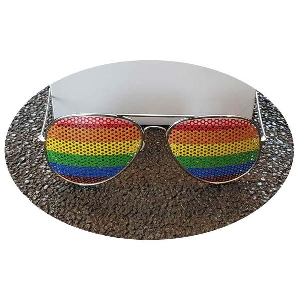 PRIDE Sunglasses Mesh