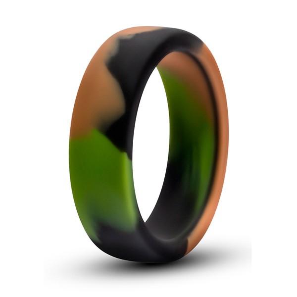 Silicone Camo Cock Ring