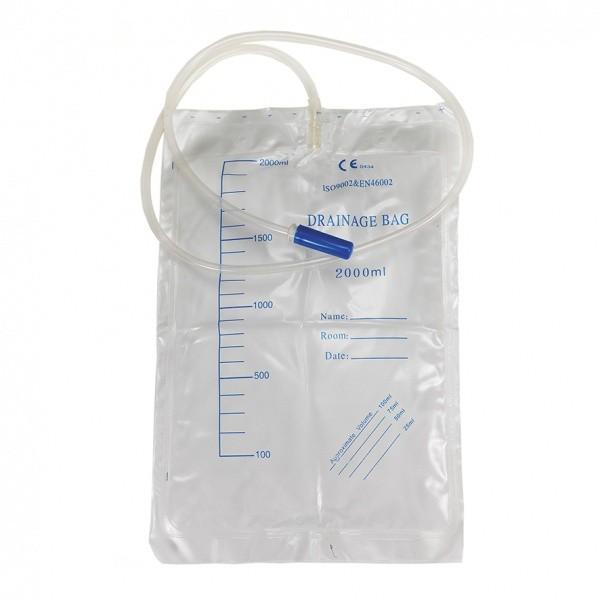 Bag for single servon Catheters