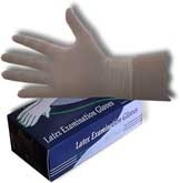 Latex Gloves, 2 pieces