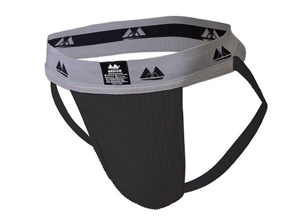 Supporter BIKE, breit, schwarz, Größe XL