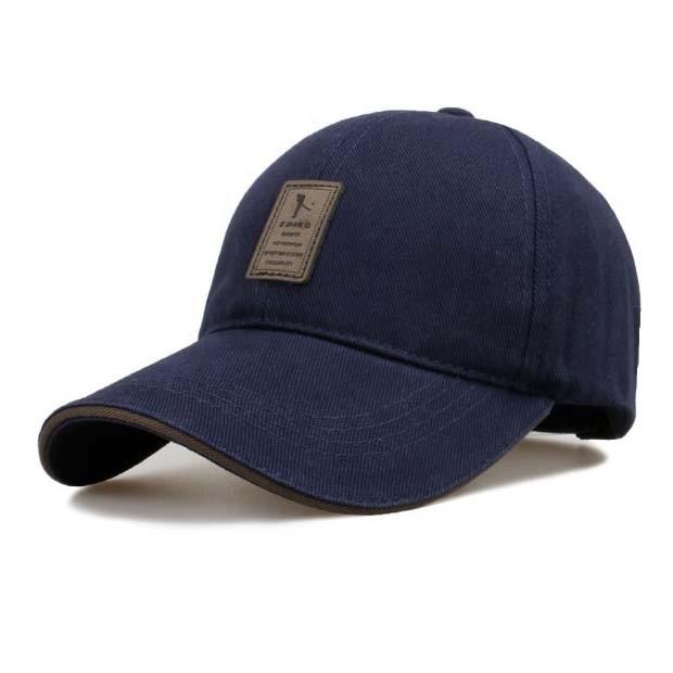Baseball Cap navy style blue