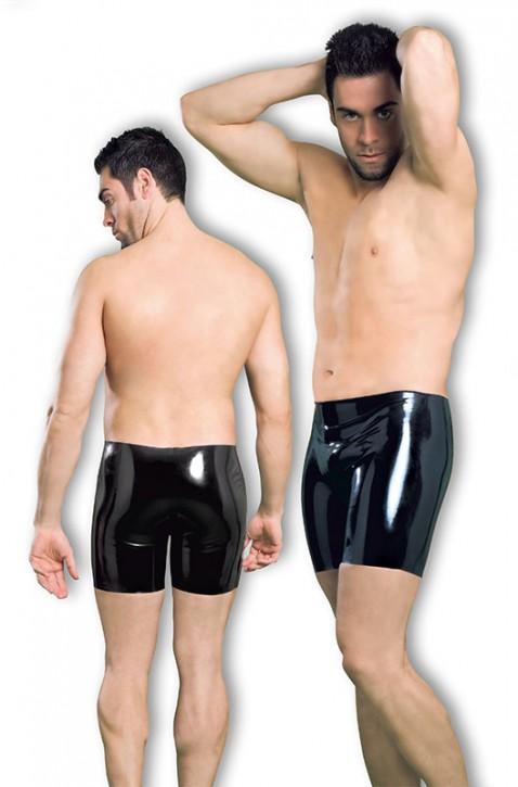 Latex Bermuda Shorts