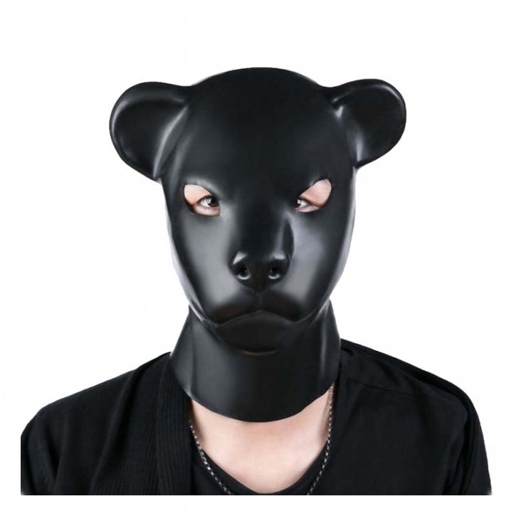 Puppy Mask Latex