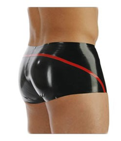 Latex Hipstershorts Color Code