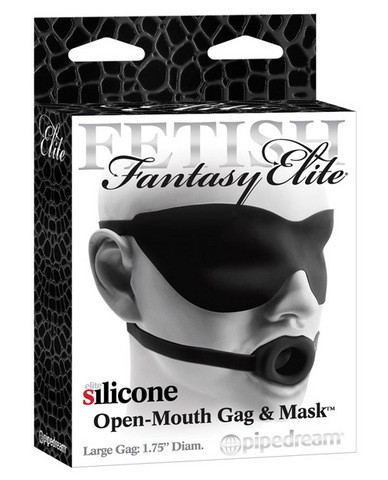 Eye Mask and Gag