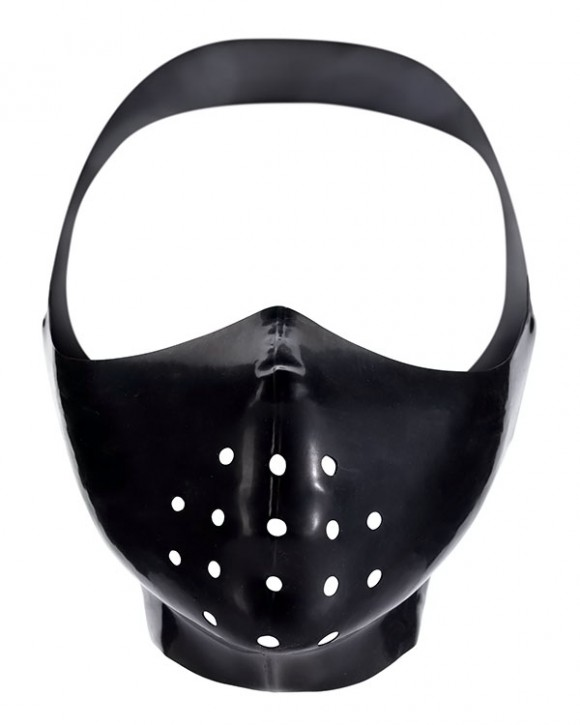Rubber Face Shield