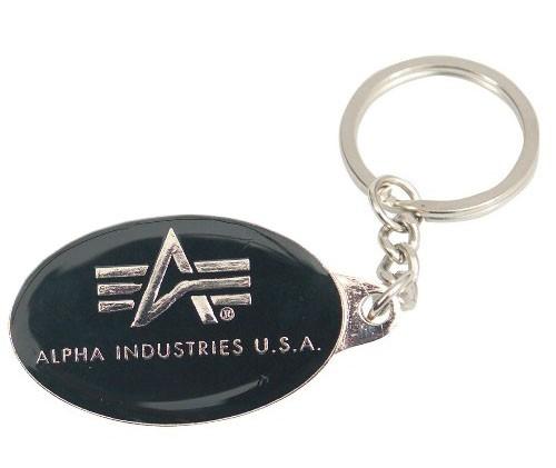 Alpha Key Chain