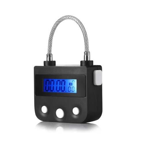 Electronic Bondage Lock BDSM