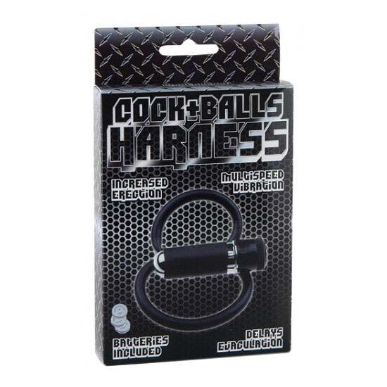 Cock+Balls Harness