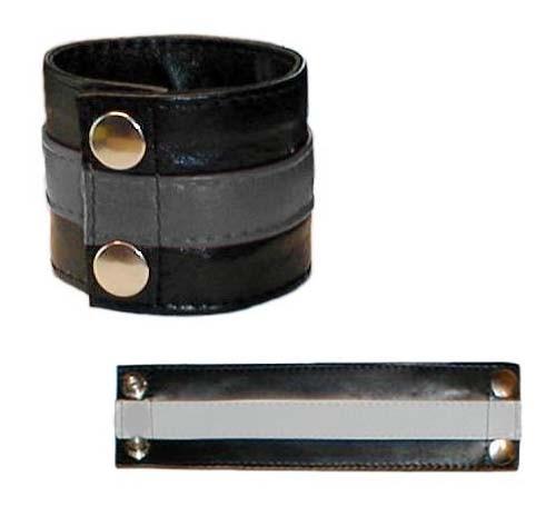 Wristwallet, coded grau