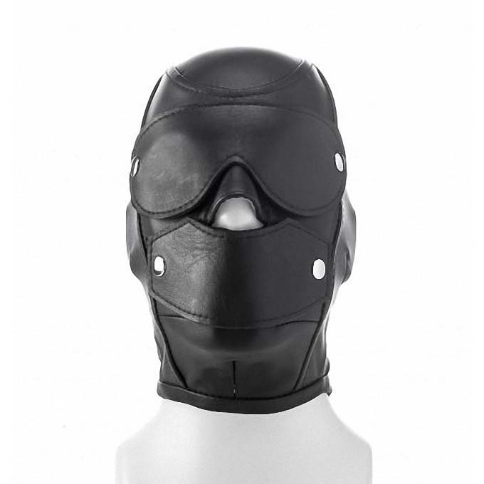Leather Mask ECO