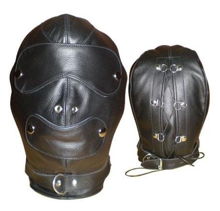 Leather Hood Profi