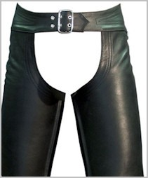 Leather Chaps Mister B