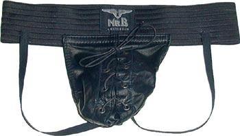 Jockstrap Leather 2