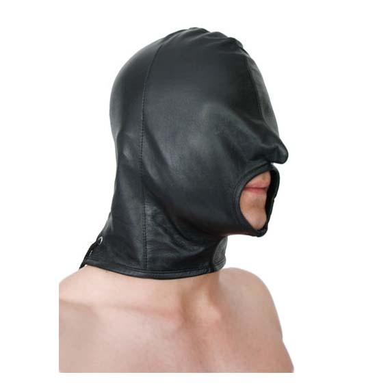 Leather Mask Blow