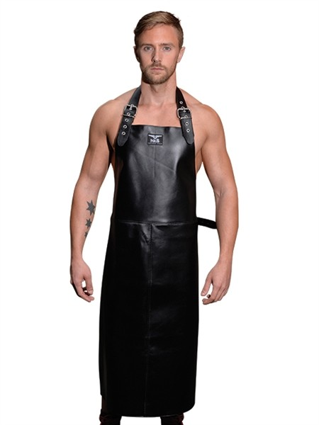 Mr. B Leather Apron Lederschürze