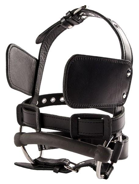 Leather Horse Bridle Set
