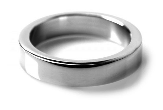 Cockring Stainless Steel Heavy