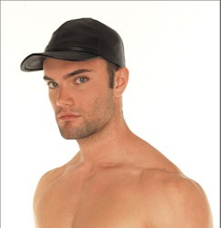 Baseball Cap Leather