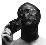 Leather Mask Luxury