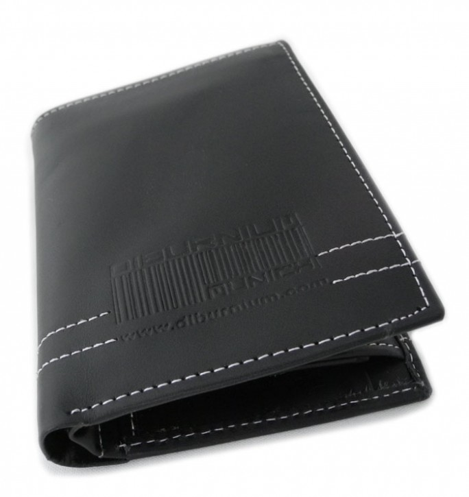 Leather Wallet DIBURNIUM