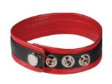 Leather Bizeps Strap