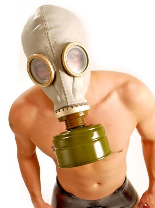 Gas Mask NVA M41M