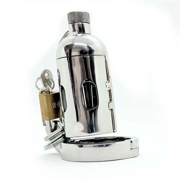 The Extreme Chastity Cage