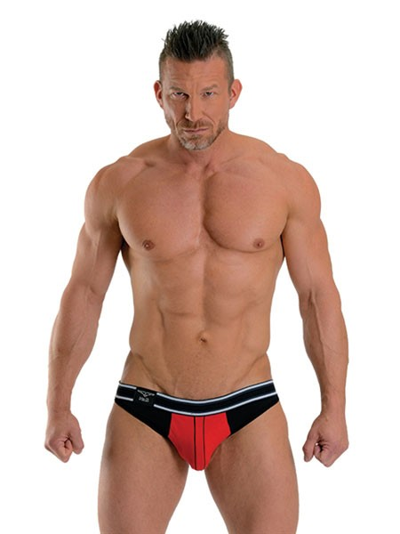 Urban Manhattan Jockstrap Red