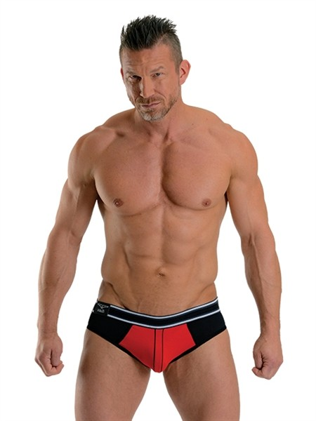 Urban Soho Jock Brief Red