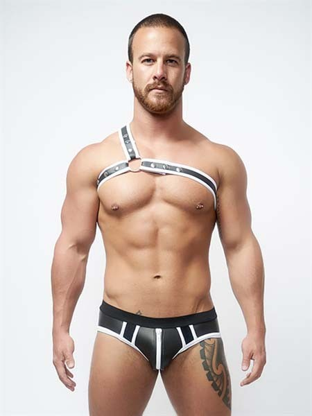 Neoprene Jock Brief