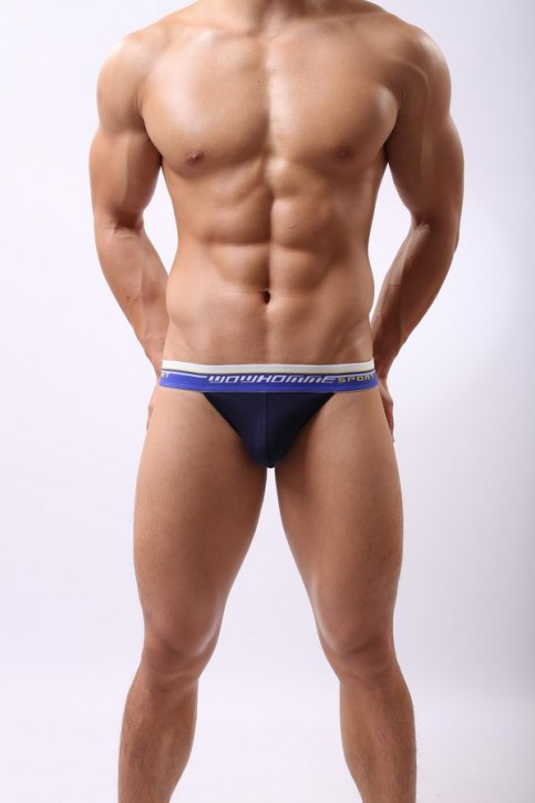Sport Jockstrap Blue