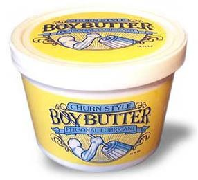 Boy Butter, 16 oz. (480 ml)