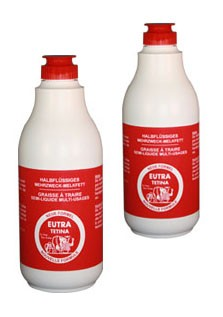 EUTRA Milking Grease semi-liquid, 1000 ml
