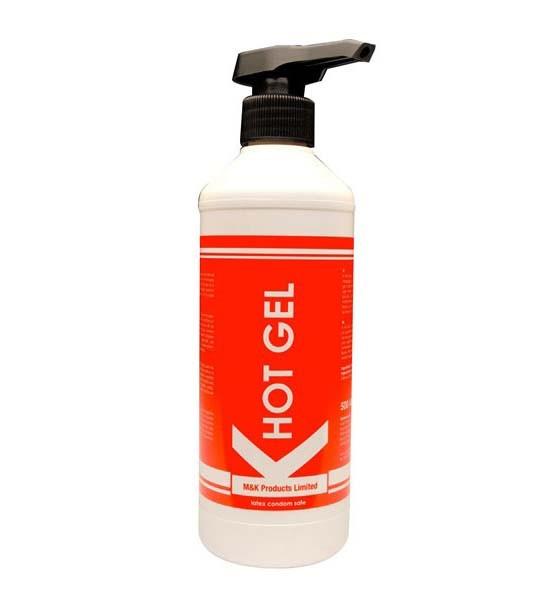 K Hot Gel, 500 ml