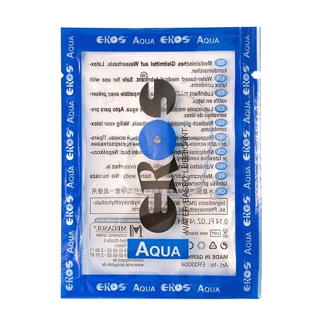AQUAglide Sachet, 3 ml