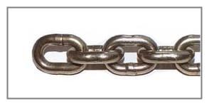 Halskette Stahl