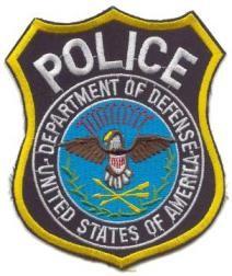 POLICE Aufnäher