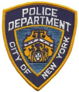 NYPD Aufnäher