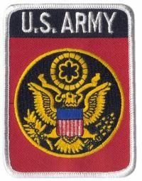 Aufnäher US Army
