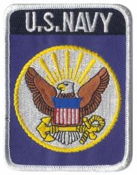US Navy Badge