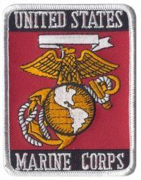 Aufnäher US Marine Corps