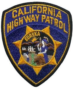 Highway Patrol (CA) Badge