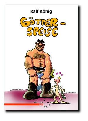 Comic 'Götterspeise'