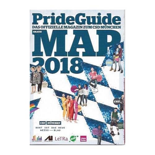 Pride Guide CSD MAP 2018
