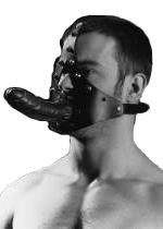 Head Dildo Harness