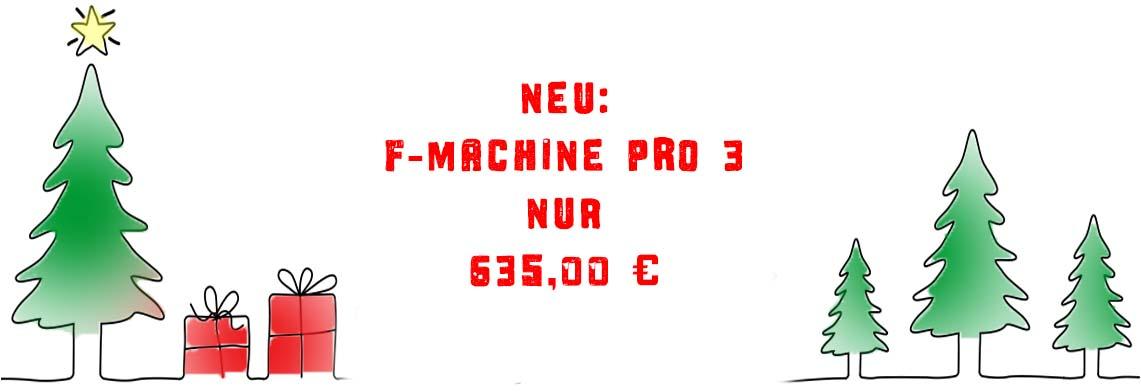 F-Machine Pro 3