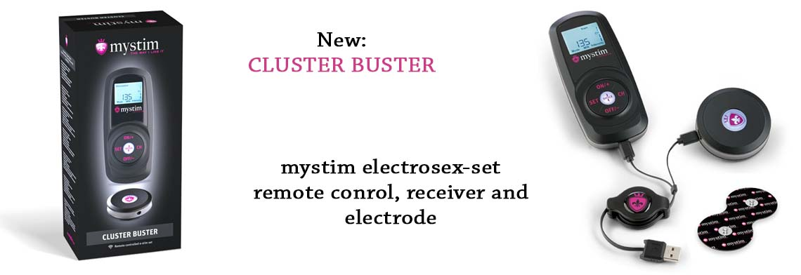 Mystim Cluster Buster Set at Toy-Versand